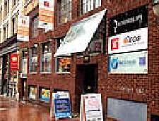 englannin koulut New Westminsterissa: Sprachcaffe Vancouver