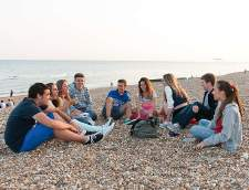 English schools in Eastbourne: Sprachcaffe Eastbourne