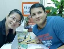 Guangzhou'da Çince Mandarin okulları: Da du hui Campus
