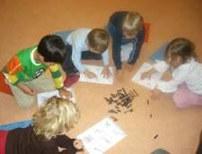 柏林的語言學校: Abrakadabra Spielsprachschule Berlin