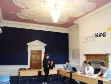 ダブリンにある英語学校: Frances King School of English, Dublin
