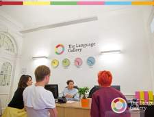 English schools in London: The Language Gallery