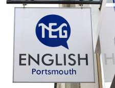 Engels scholen in Southsea: TEG English Portsmouth