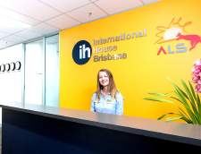 English schools in Brisbane: International House Brisbane - ALS