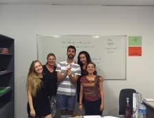 在巴塞罗那的西班牙语学校: Barcino School