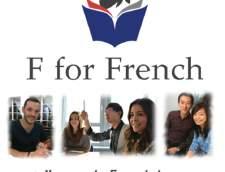 在巴黎的法语学校: F for French
