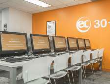 Englisch Sprachschulen in Toronto: EC English Language Schools: Toronto 30+