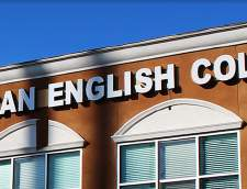 Engelskaskolor i Garden Grove: American English College