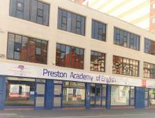 englannin koulut Warringtonissa: Preston Academy of English