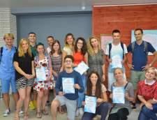 venäjän koulut Odessassa: NovaMova International Language School