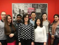 Angol nyelviskolák Blackburnban: Britannia English Academy