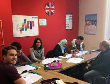 Engels scholen in Blackburn: Britannia English Academy