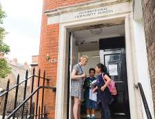 English schools in London: ICS London International Summer School