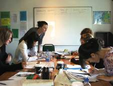 English schools in Galway: Bridge Mills Galway Language Centre Galway (Eurocentres partner school)