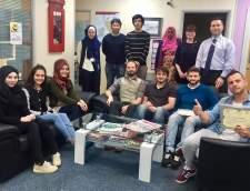 englannin koulut Barnsleyssa: Leeds Language Academy