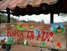 カルタゴにあるスペイン語学校: Finca Agroecologica La Flor