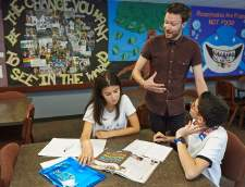 English schools in New York City: St Giles Junior Summer Course New York