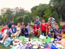 在巴塞罗那的西班牙语学校: Clase Barcelona Language School