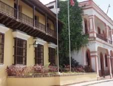 espanjan koulut Santiago de Cubassa: Don Quijote: Santiago de Cuba