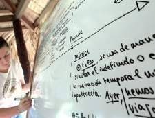 espanjan koulut Sosuassa: Don Quijote: Sosua