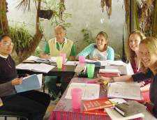 安提瓜的語言學校: Enforex: Antigua