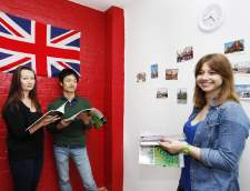 在伦敦的英语学校: TELC UK School of English