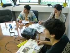 Sekolah Spanyol di Viña del Mar: English Group