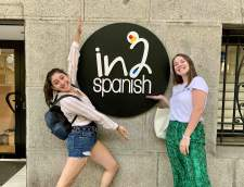 Spanyol nyelviskolák Madridban: In2spanish Language School