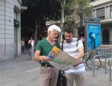 在巴塞罗那的西班牙语学校: Language Surfing