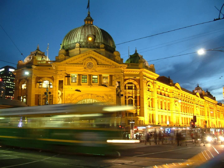 Pripojiť v Melbourne