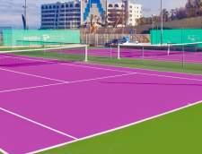 englannin koulut Pembrokessa: Tennisline - International Tennis Academy