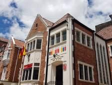 波哥大的語言學校: Treffpunkt - Centro intercultural Colombo Suizo Alemán