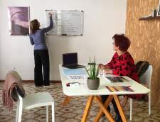 Italian schools in Oristano: SLANG. Sardinia, senses & language