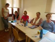 italian koulut Venicessa: Associazione Culturale Libellula