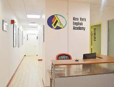 englannin koulut paikassa New York City: New York English Academy