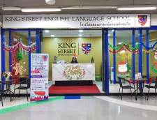 Jazykové školy v Chiang Mai: King Street English Language School