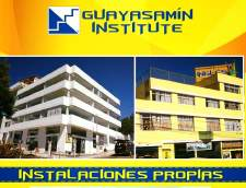 Spaans scholen in Quito: Guayasamin Institute