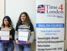 Englisch Sprachschulen in Chatham: Time4London