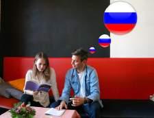 venäjän koulut Moscowissa: Immersion in Russia