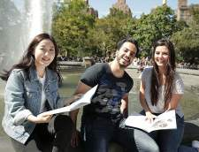 Engels scholen in Manhattan: Kaplan International: New York Central Park 30+
