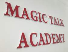 Turks scholen in Istanboel: Magic Talk Academy