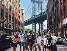 Englisch Sprachschulen in Elizabeth: EC English Language Schools: LIU Brooklyn (Junior)