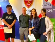 Sekolah Inggris di Kuala Lumpur: Kings English
