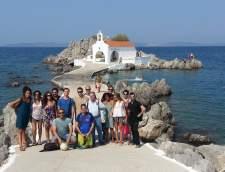 キオス島にあるギリシャ語学校: Alexandria Institute