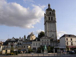 French in Loches with Language International