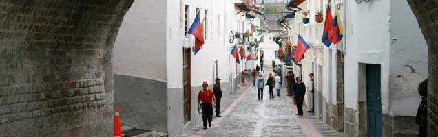 Séjours linguistiques à Quito avec Language International