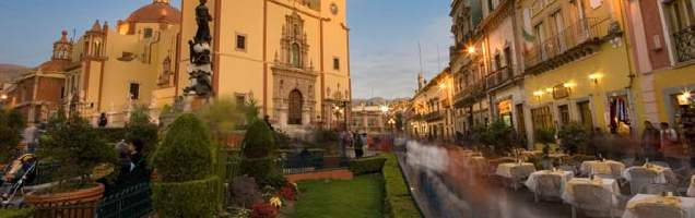 Spanish courses in Guanajuato with Language International