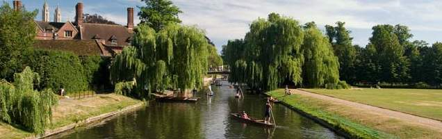 English in Cambridge with Language International