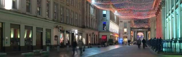Glasgow'da Language International ile İngilizce