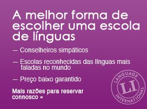 A melhor forna de encontrar um curso de língua no exterior